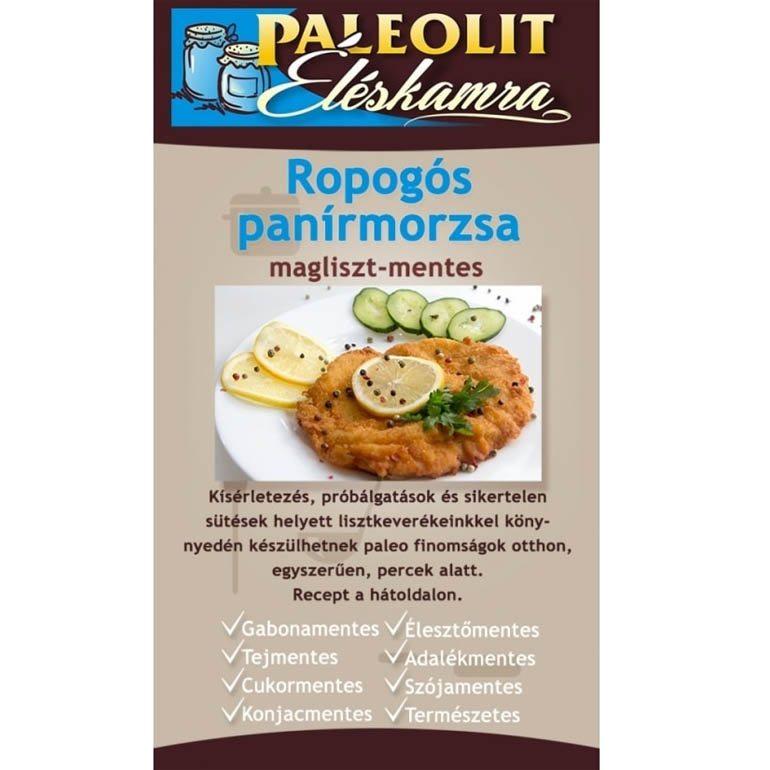 Paleolit Éléskamra ropogós panírmorzsa - 200g