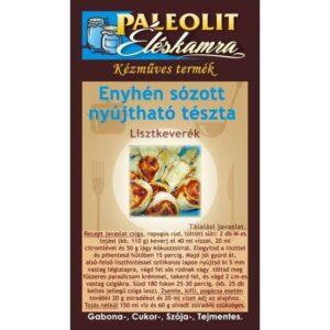 Paleolit Éléskamra lisztkeverék nyújtható tészta - 180g