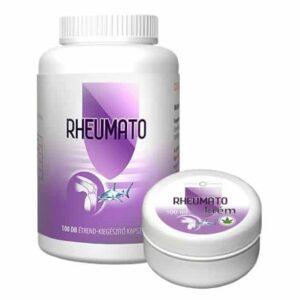 Vita Crystal Complex Rheumato kapszula + Rheumato krém -