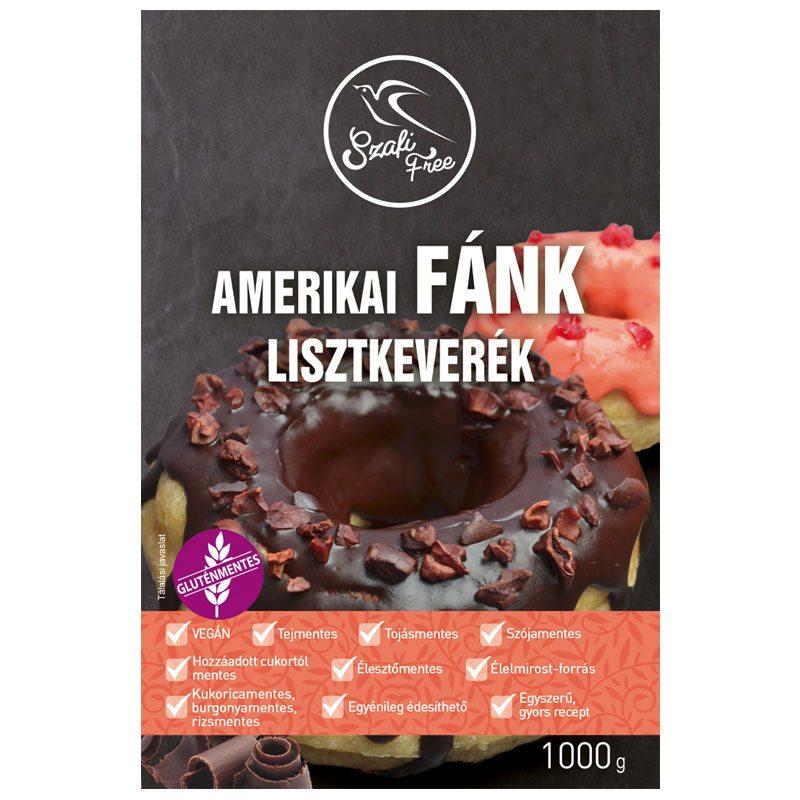 Szafi Free Fánk lisztkeverék - 1000g