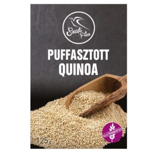 Szafi Free Puffasztott Quinoa - 125g