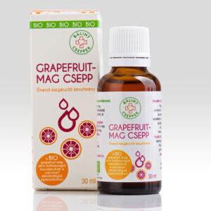 Bálint Cseppek Bio Grapefruitmag csepp - 30ml