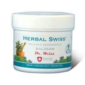 Herbal Swiss Mellkas bedörzsölő balzsam - 75ml