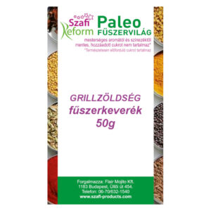 Szafi Reform Grillzöldség fűszerkeverék - 50g