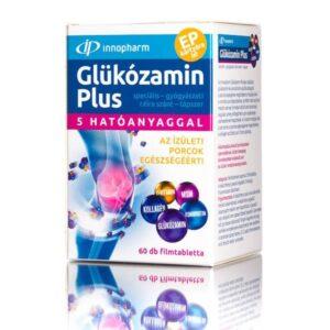 InnoPharm Glükózamin Plus tabletta - 60db