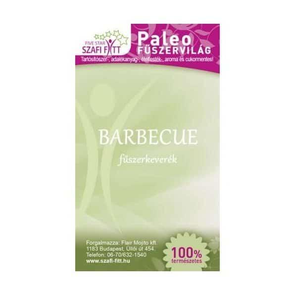 Szafi Fitt Barbecue fűszerkeverék - 50g