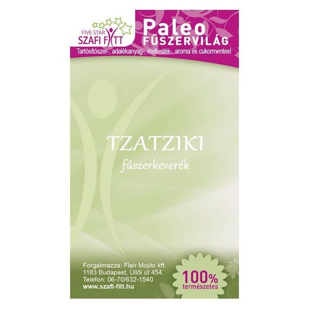 Szafi Fitt Tzatziki fűszerkeverék - 50g