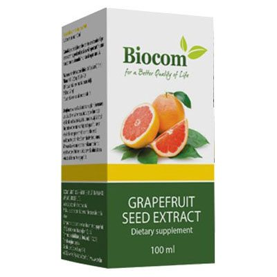 Biocom Ökonet Grapefruit Seed Extract - 100ml