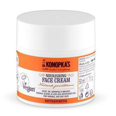Dr. Konopka's Tápláló arckrém - 50ml
