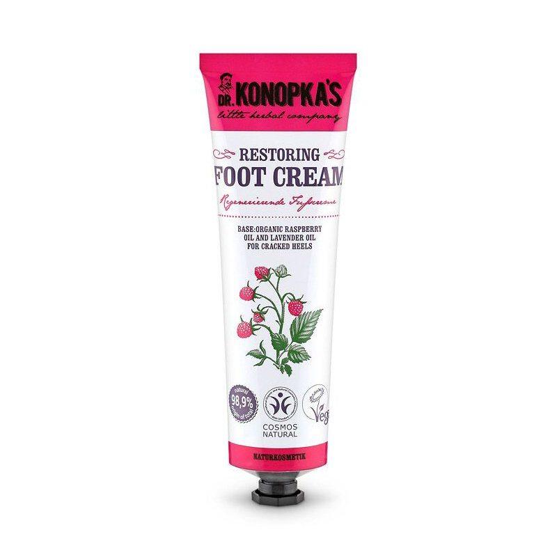 Dr. Konopka's Bőrmegújító lábkrém - 75ml