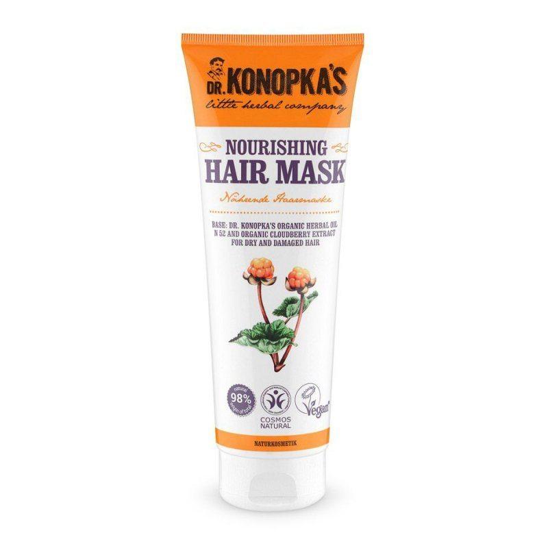 Dr. Konopka's Tápláló hajpakolás - 200ml