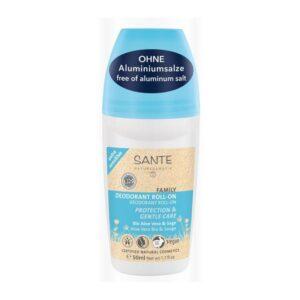Sante Family Alumíniummentes golyós dezodor - Különösen érzékeny bőrre - 50ml