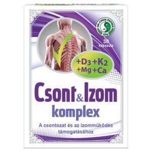 Dr. Chen Csont-Izom Komplex tabletta - 30db