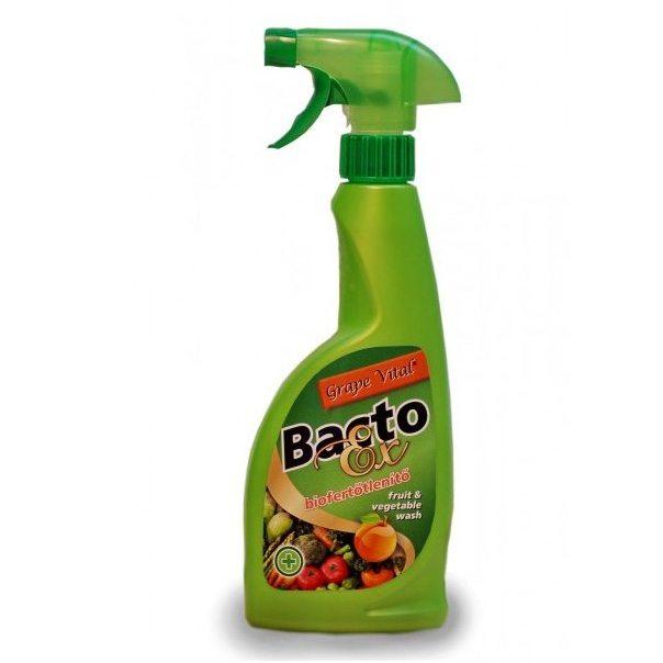 BactoEX Zöldség és gyümölcs biofertőtlenítő spray - 500ml