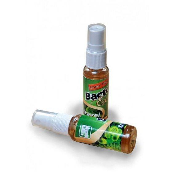 BactoEX Travel Kéz- és sebfertőtlenítő pumpás - 25ml
