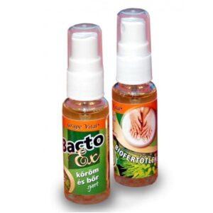 BactoEX Köröm és bőr sport biofertőtlenítő pumpás spray - 25ml