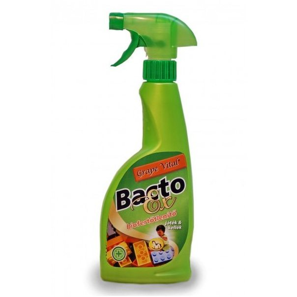 BactoEX Gyermekjáték biofertőtlenítő spray - 500ml