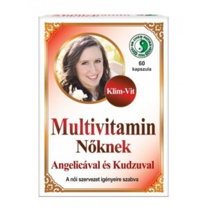 Dr. Chen Multivitamin Nőknek kapszula - 60db