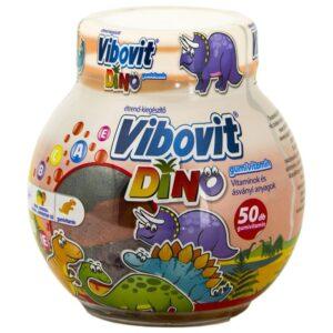 Vibovit Dino gyerek gumivitamin - 50db
