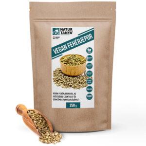 Dr. Natur étkek Vegán fehérjepor - Kendermag protein - 250g