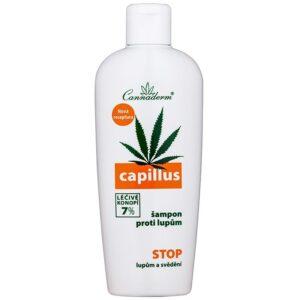 Cannaderm Capillus sampon korpásodás ellen - 150ml