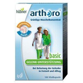 Hübner Arthoro basic kapszula - 180db