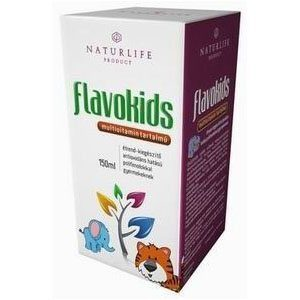Naturlife Flavokids koncentrátum - 150ml