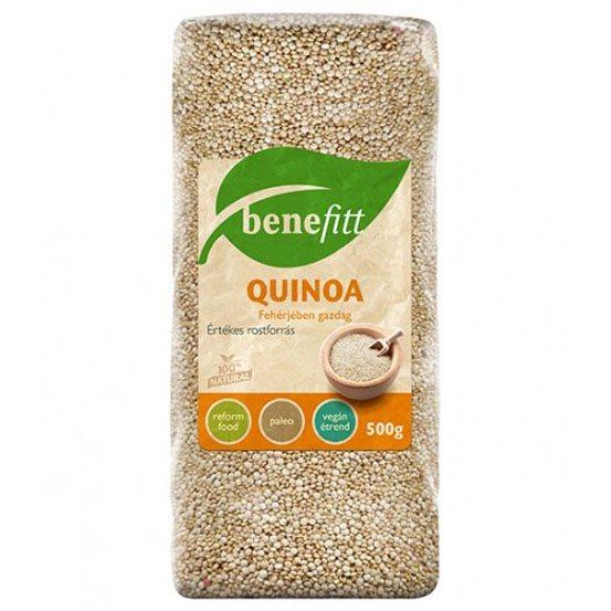 Interherb Benefitt Quinoa - 500g