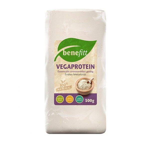 Interherb Benefitt vegaprotein - 500g