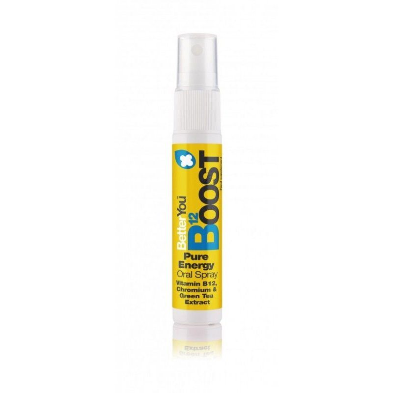 BetterYou Boost Pure Energy szájspray - 25ml