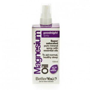 BetterYou Magnézium Oil Goodnight spray - 100ml