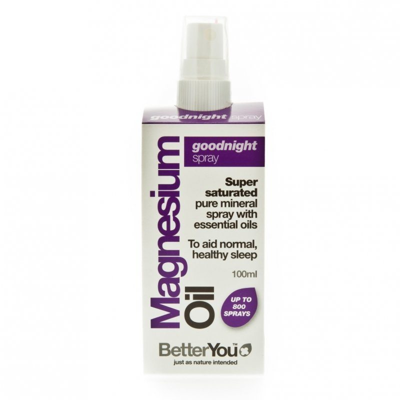 BetterYou Magnézium Oil Goodnight spray - 100ml