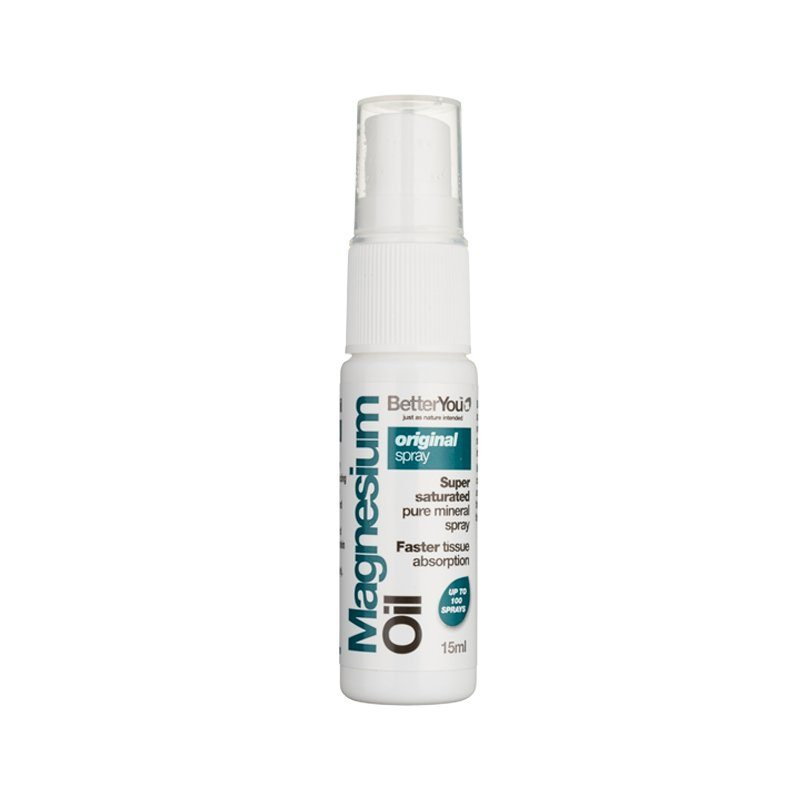 BetterYou Magnézium Original Oil spray - 15ml