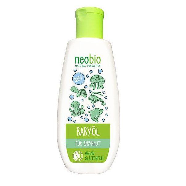 Neobio Baby babaolaj - 200ml