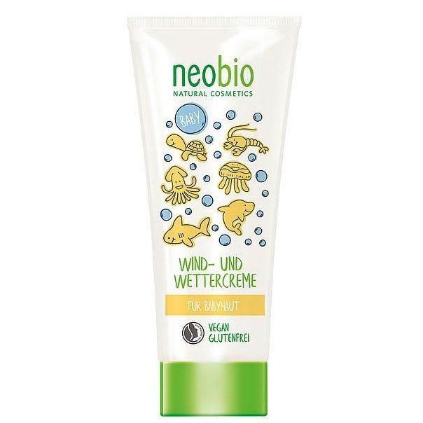 Neobio Baby védőkrém szél és időjárás ellen - 100ml