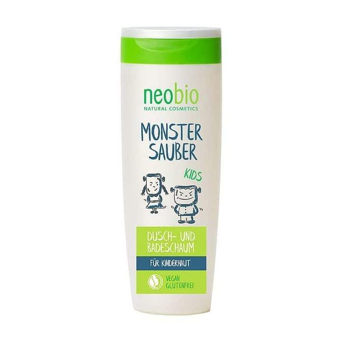 Neobio Kids tus- és habfürdő - 250ml