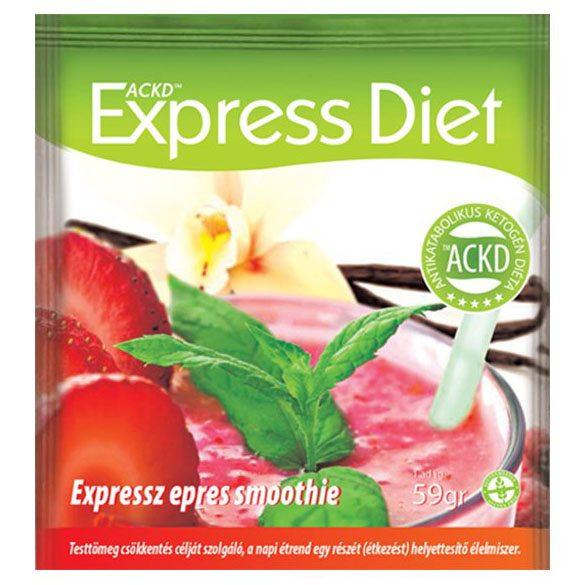 Natur Tanya Expressz Diéta - Epres smoothie - 59g