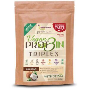 Netamin Vegan Prot3in Triplex kókusz - 540g