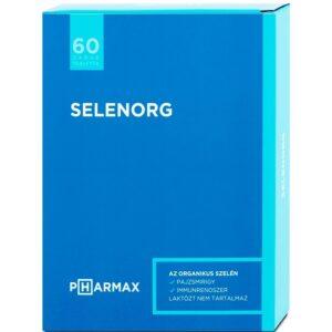 Selenorg tabletta - 60db