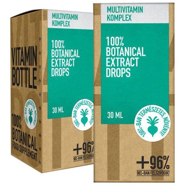 Vitamin Bottle Multivitamin Komplex cseppek - 30ml