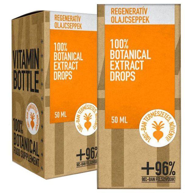 Vitamin Bottle Regeneratív olajcsepp - 50ml