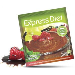 Natur Tanya Expressz Diéta - csokis-málnás smoothie - 60g