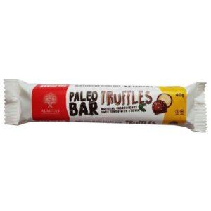 Almitas Paleo étcsokoládé szelet trüffel ízű krémmel - 40g