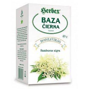 Herbex Bodzavirág tea - 40g