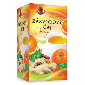 Herbex Pr.Gyömbér téli varázslat tea - 20 filter