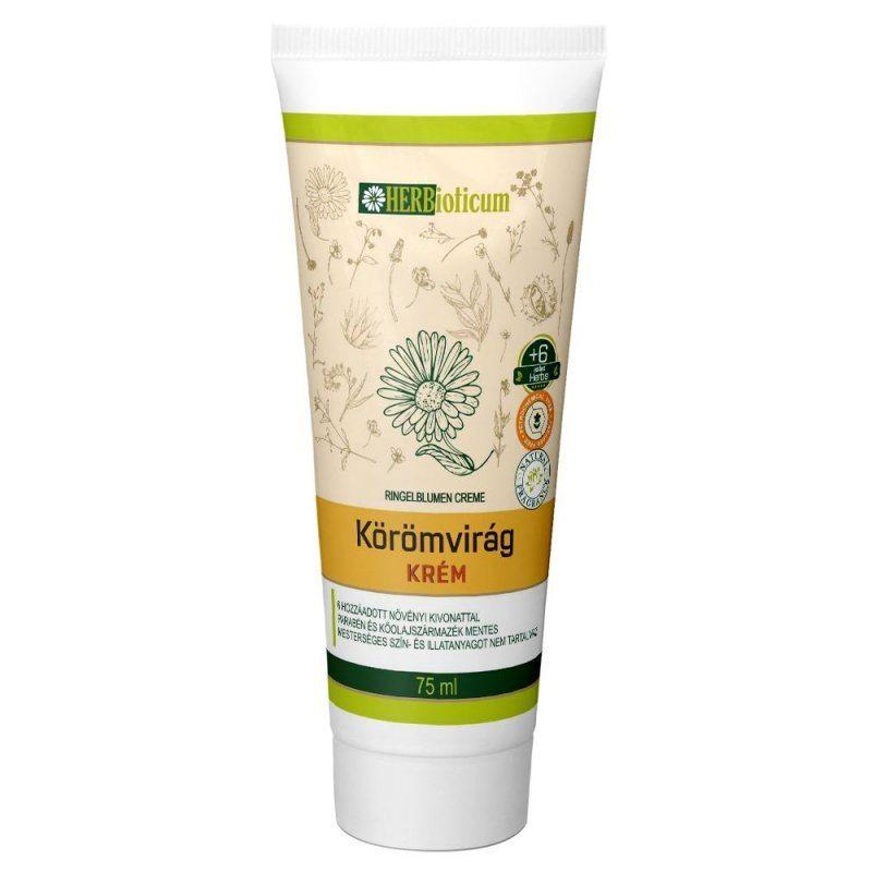Herbioticum Körömvirág krém - 75ml