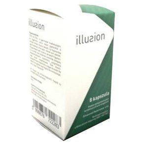 Illusion potencianövelő kapszula - 8db
