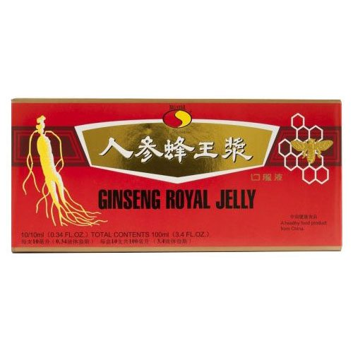 Sun Moon Big Star Ginseng Royal Jelly ampulla - 10x10ml
