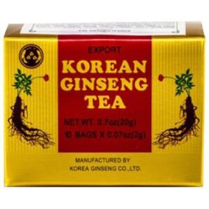 Sun Moon Instant koreai ginseng tea - 10db