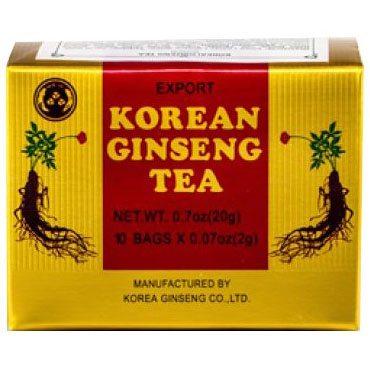 Sun Moon Instant koreai ginseng tea - 10db
